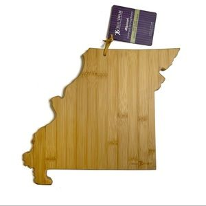 Totally Bamboo Missouri Cutting & Serving Board